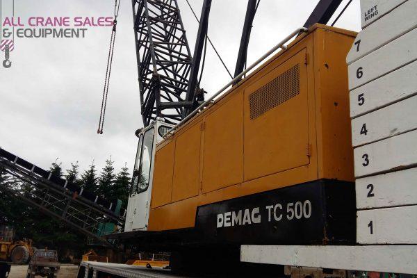 AC0450 Demag TC500 1975