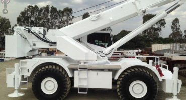Rough Terrain Crane Shoutout #2